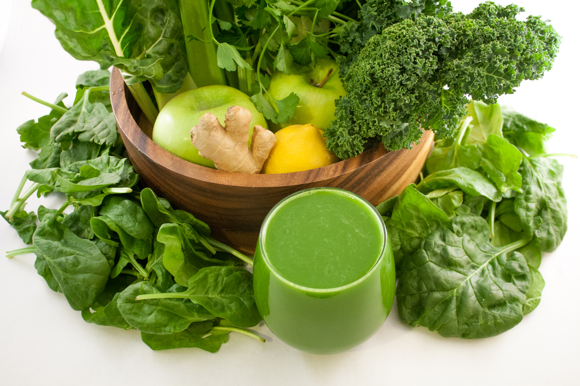 Green Juice Recipe & Why You Should Love Ginger – Cute Vegetables