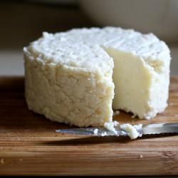 lemon cheese wedge