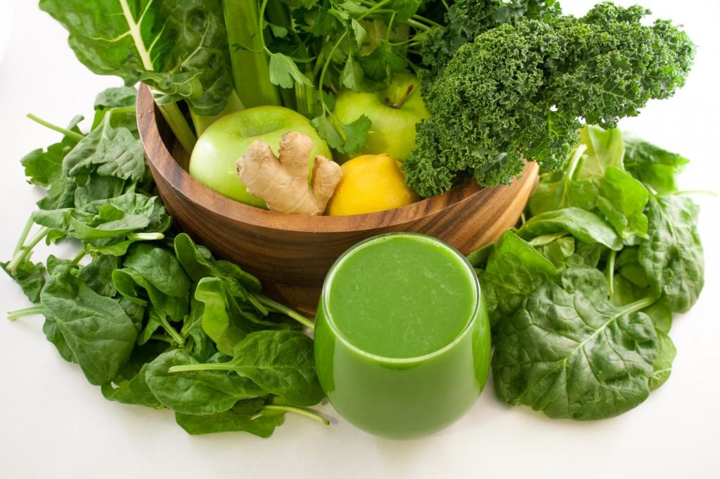 green juice organic detox