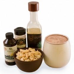 raw cashew milk